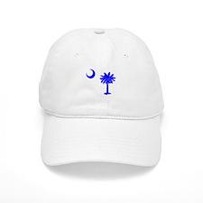 Palmetto and Crescent SC Baseball Cap