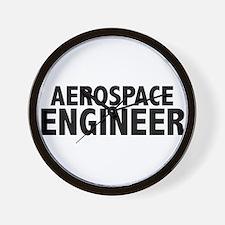 Aerospace Engineer Wall Clock