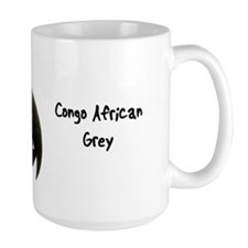 Congo African Grey Mug (15oz)
