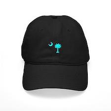 Palmetto and Crescent SC Baseball Hat