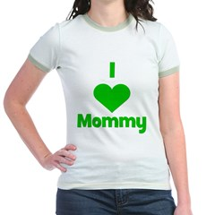 I love (heart) Mommy T