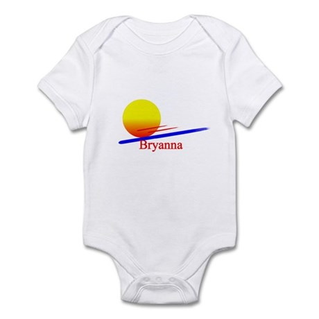Bryanna Infant Bodysuit