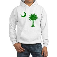 Palmetto and Crescent SC Hoodie