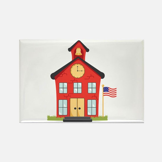 School House Magnets