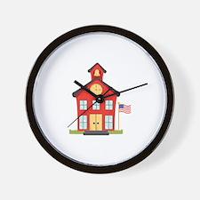 School House Wall Clock