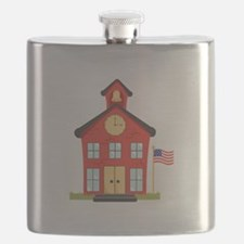 School House Flask