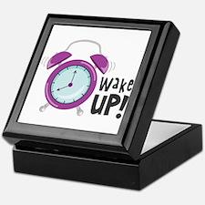 Wake Up! Keepsake Box