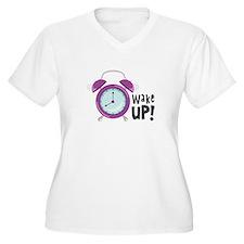 Wake Up! Plus Size T-Shirt