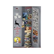THE locker AVHS Rectangle Magnet