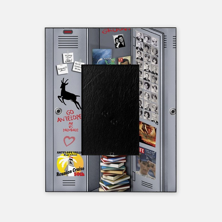 THE locker AVHS Picture Frame