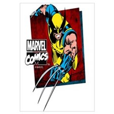 Wolverine Square Wall Art