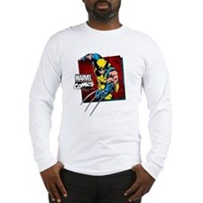 Wolverine Square Long Sleeve T-Shirt