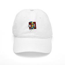 Wolverine Square Baseball Cap