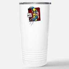 Wolverine Square Stainless Steel Travel Mug