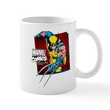 Wolverine Square Mug