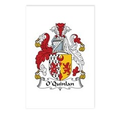 O'Quinlan Postcards (Package of 8)