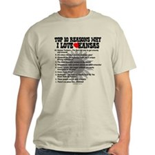 Why I Love Kansas! T-Shirt