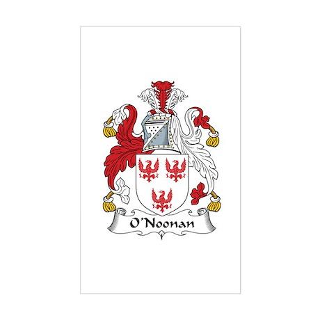 O'Noonan Rectangle Sticker