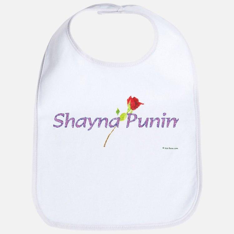 Shayna Punim Bi Baby Bib