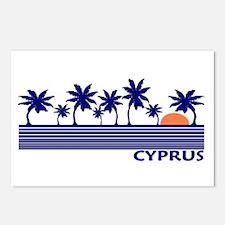 Cyprus Postcards (Package of 8)
