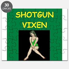 shotgun Puzzle