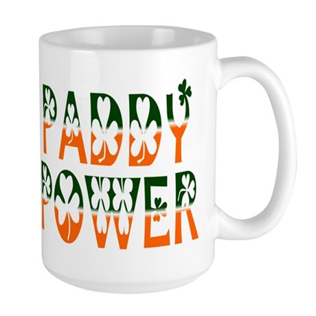Paddy Power Large Mug