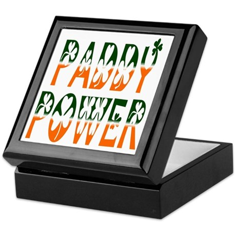 Paddy Power Keepsake Box