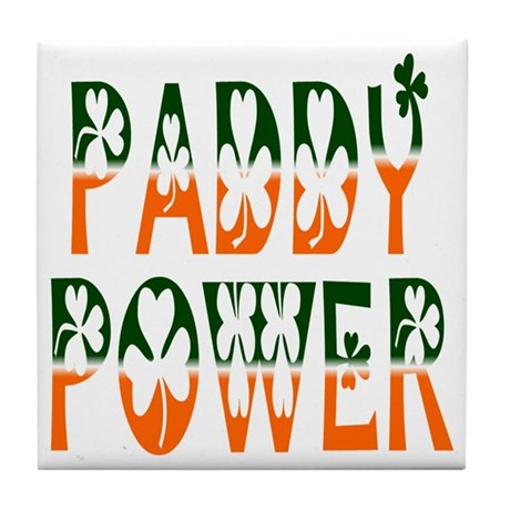 Paddy Power Tile Coaster