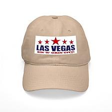 Las Vegas Sin 'N' Grin City Baseball Cap