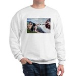 CREATION / Black Lab (#2) Sweatshirt