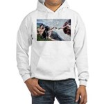 CREATION / Black Lab (#2) Hooded Sweatshirt