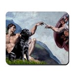 CREATION / Black Lab (#2) Mousepad
