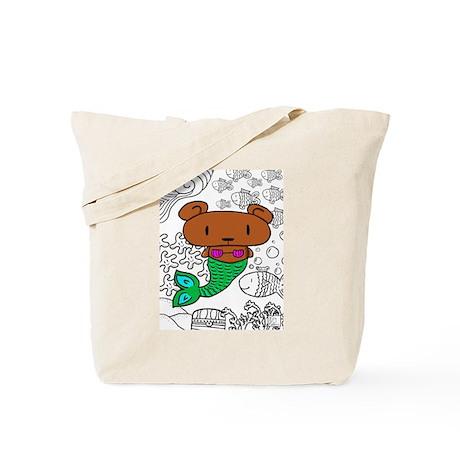 Seabear Tote Bag