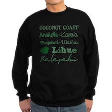 Coconut Coast Subway Art Sweatshirt