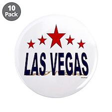 """Las Vegas 3.5"""" Button (10 pack)"""