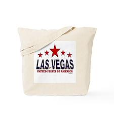Las Vegas U.S.A. Tote Bag