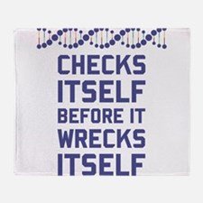 Check Yourself Before You Wreck Your DNA Genetics