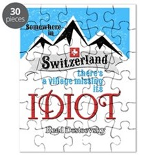 Village Missing Its Idiot Dostoevsky Style Puzzle