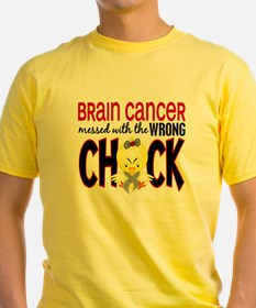 - Brain Cancer Messed With Wrong Ch T