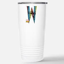 Wolverine W Stainless Steel Travel Mug