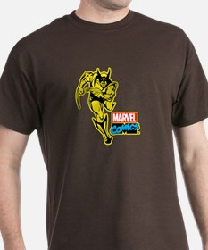 Yellow Wolverine T-Shirt