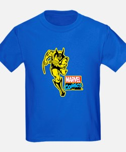 Yellow Wolverine T