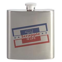 Scrapple is life Flask