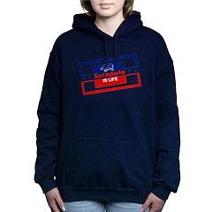 Scrapple is life Hooded Sweatshirt