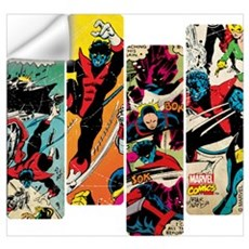 Nightcrawler Comic Panel Wall Art Wall Decal