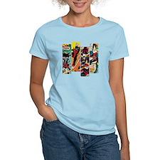 Nightcrawler Comic Panel T-Shirt