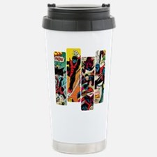 Nightcrawler Comic Pane Travel Mug