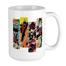 Nightcrawler Comic Panel Mug