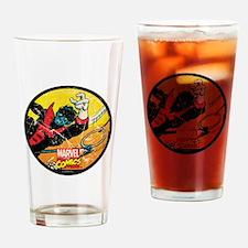 Nightcrawler Drinking Glass