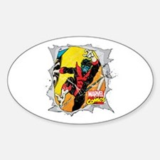Nightcrawler X-Men Decal
